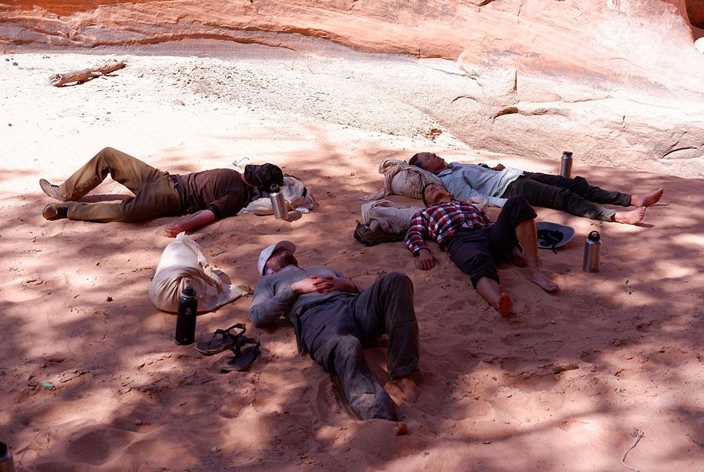 wilderness camp utah