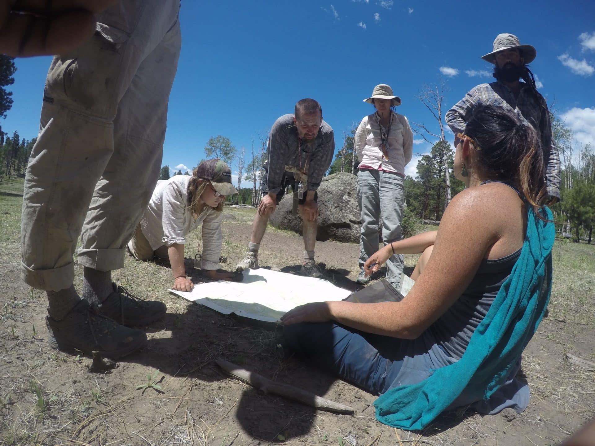 wilderness survival experts