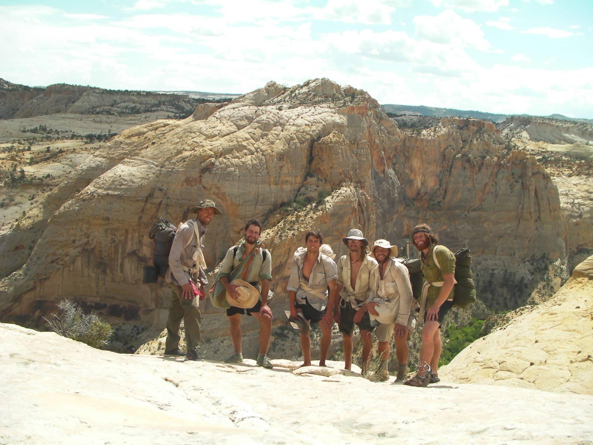 wilderness survival training school